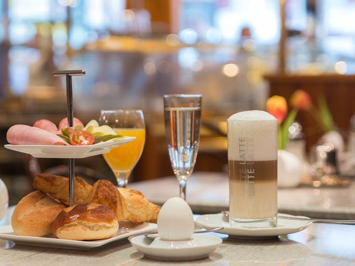 Konditorei Cafe Albrecht Waldshut-Tiengen Kleines Frühstück 2